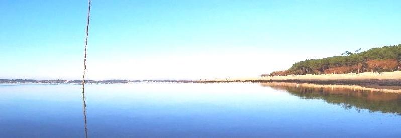 Pistes cyclables du Bassin d'Arcachon